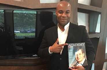 Interview voor Speaker's Academy