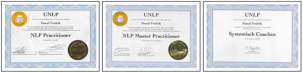 certificaten NLP